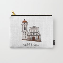 Catedral de Caracas Carry-All Pouch