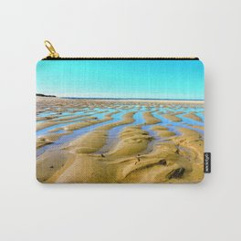 Waves of the Past Carry-All Pouch