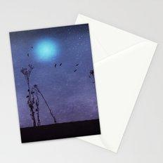 night dance Stationery Cards