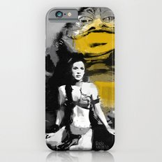 Leia and Jabba Slim Case iPhone 6s
