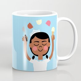 One Scoop or Two? Coffee Mug