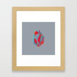 Kostbaar Framed Art Print