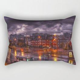 City color Rectangular Pillow