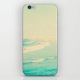 beach sunday II iPhone Skin