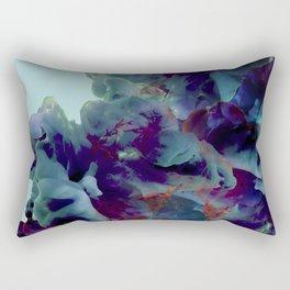 In Motion: I Rectangular Pillow