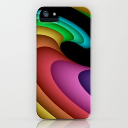 math is beautiful -98- iPhone Case