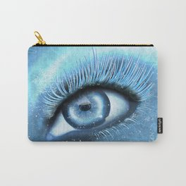 Winter Eye Carry-All Pouch
