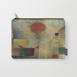 Paul Klee's Red Balloon Carry-All Pouch