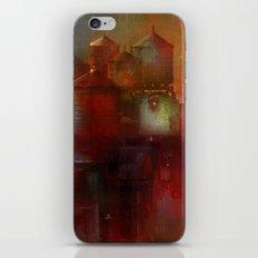 Tank town iPhone & iPod Skin