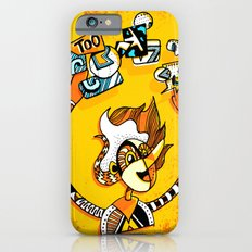 Crazy Conductor iPhone 6s Slim Case