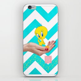 You and Me (Tweety Edition) - for iphone iPhone Skin
