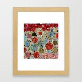 Hyperdoodle Dream Framed Art Print