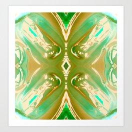 Phantasy world 3 Art Print