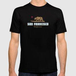 San Francisco.  T-shirt