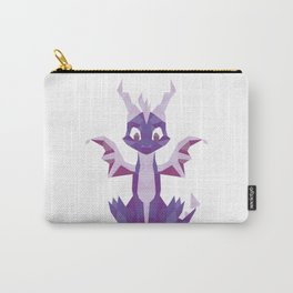 Spyro the dragon Lowpoly Carry-All Pouch