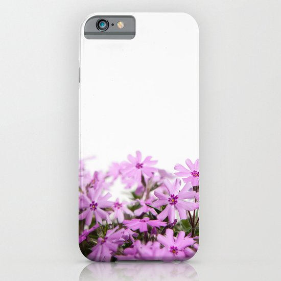 phlox {pink} iPhone & iPod Case