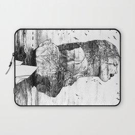 asc 757 - La nostalgie est une île (The remains) Laptop Sleeve