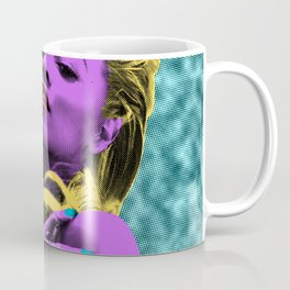 B E Y O N C E POP ART Coffee Mug