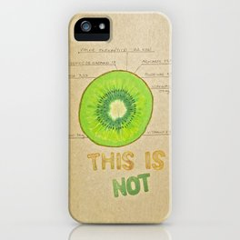 this is not iPhone Case