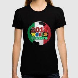2014 World Champs Ball - Italy T-shirt
