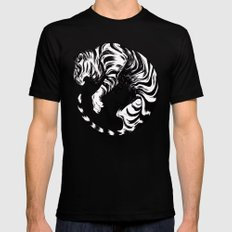 Tiger Day 2014 MEDIUM Black Mens Fitted Tee