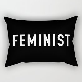 Feminist Rectangular Pillow