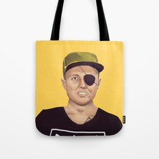 The Israeli Hipster leaders - Moshe Dayan Tote Bag