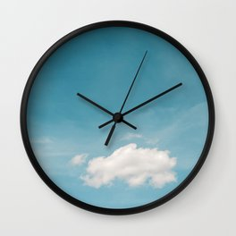 poof Wall Clock