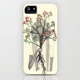 TREES NEVER LIED 03 iPhone Case