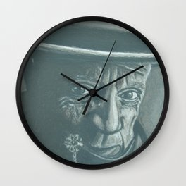 asombroso pablito ! Wall Clock