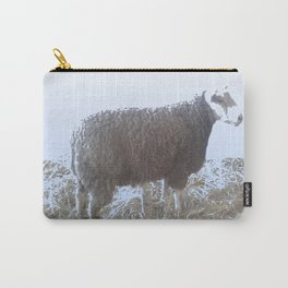 Solitude on straw Carry-All Pouch