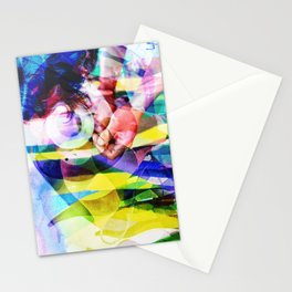 SuperDemon II Stationery Cards