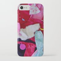 barbie iPhone & iPod Cases featuring Barbie by Kelsey Spinn