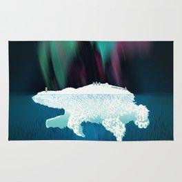 Polar Ice Rug