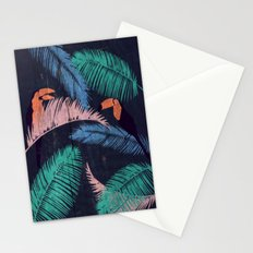 Palms in the Sand | Animals Stationery Cards