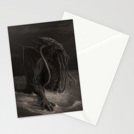 Cthulhu Rises Stationery Cards