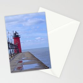 Little Red Light Stationery Cards