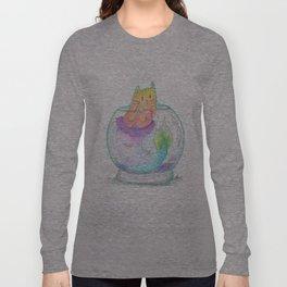 Pet Purrmaid Long Sleeve T-shirt