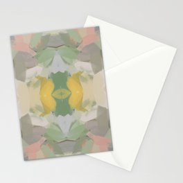 ORL-8659 Inspirational Abstract Soft Pattern  Stationery Cards