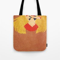 sailor venus Tote Bags featuring Sailor Venus by JHTY