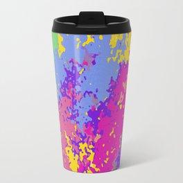 Vibrant Splash Travel Mug