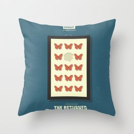The Returned, french tv series, minimalist, alternative poster, Canal+ Throw Pillow