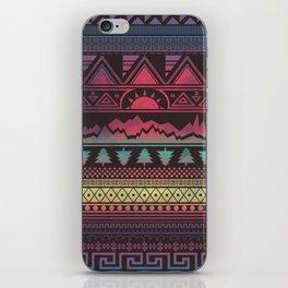 Autunno   Tribal iPhone Skin