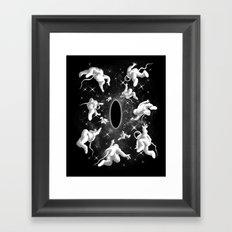 Space Orgasm Framed Art Print