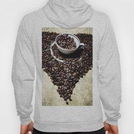 coffee art Hoody
