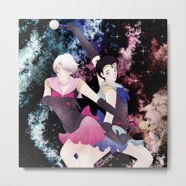 Sailor YOI Metal Print