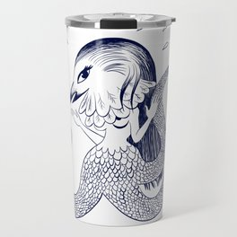 Amabie Travel Mug