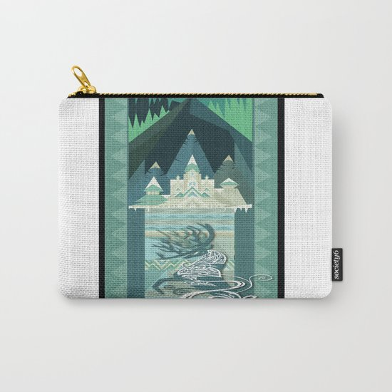 A Fantasy Story Carry-All Pouch