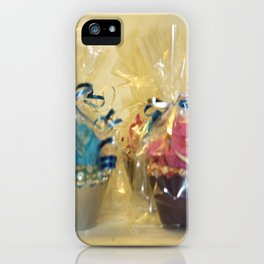 Perfectly Sweet Cupcakes iPhone Case