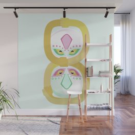 Have a huggy day Wall Mural